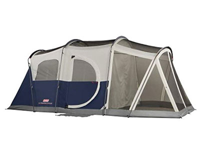 Coleman Elite Weather Master 6 Screened Tent