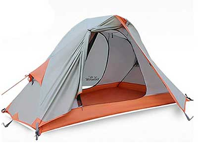 Hewolf Dome Lightweight Camping Tent