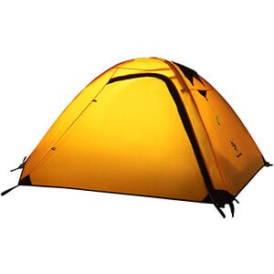 BaiYouDa 2-Person Backpacking Tent Review