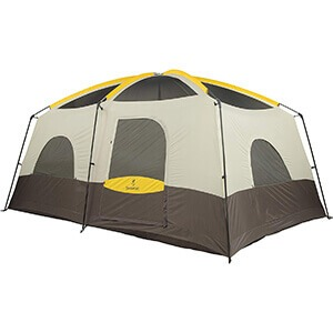 Carmelizing Camping Big Horn Tent Review