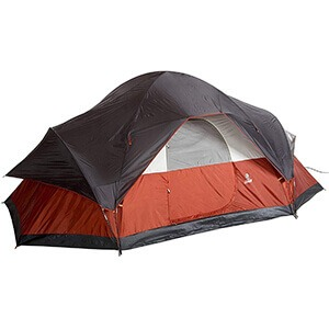 Coleman 8-Person Red Tent for Camping Review