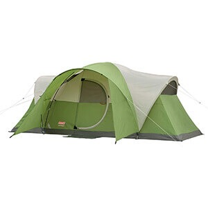 Coleman 8-Person Tent for Camping Review
