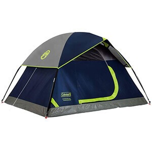 Coleman Dome Tent for Camping Review