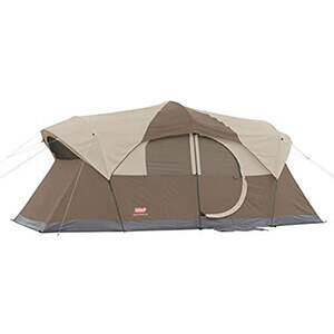 Coleman WeatherMaster 10-Person Outdoor Tent Review