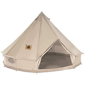 DANCHEL Cotton Bell Tent with Two Stove Jacket Review