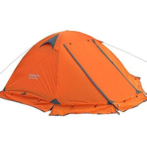 Flytop  2-person Double Layer Backpacking Tent Review