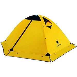 GEERTOP Backpacking Tent for 2 Person 4 Season Camping Tent Review