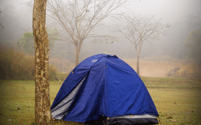 How To Heat A Tent