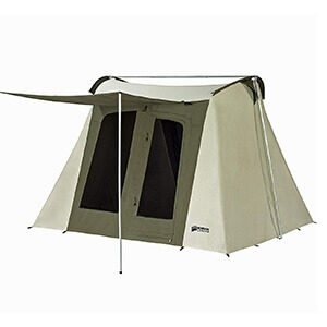 Kodiak Canvas Flex-Bow 6-Person Canvas Tent Review