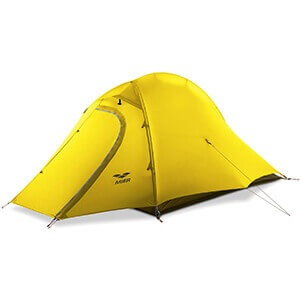 MIER 2 Person Camping Tent with Footprint Waterproof