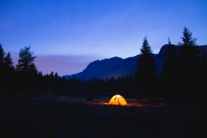 how to choose and care for a tent