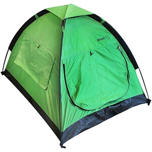 Alcott Pup Tent Review