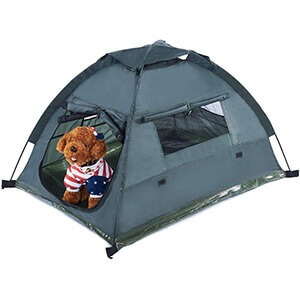 PETTOM Dog Cat Camping Tents Review