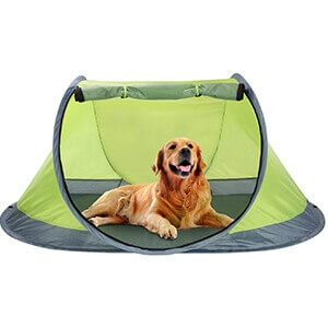 Winterial Outdoor Popup Pet Tent Review