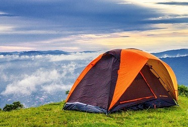 how to make a tent warmer