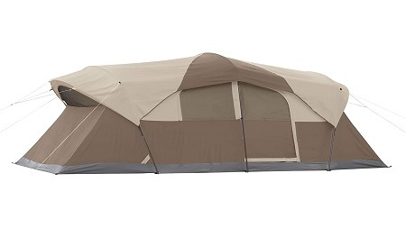 Coleman Weathermaster 10 Person Outdoor Tent Review