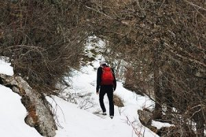 what to wear when hiking in cold weather