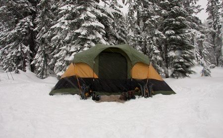 9 Best Hot Tents for Winter Camping with Stove Jacks in 2021