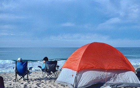 Do Camping Chairs Work at The Beach