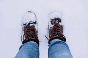 Do Hiking Boots Work in Snow