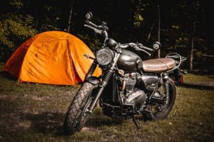 Best Sleeping Pads for Motorcycle Camping