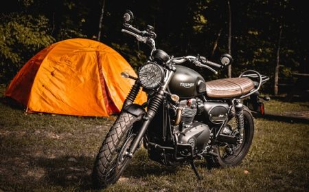 Top 6 Best Sleeping Pads for Motorcycle Camping in 2021