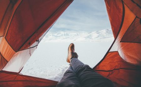 The 6 Best Sleeping Pads for Winter Camping in 2021