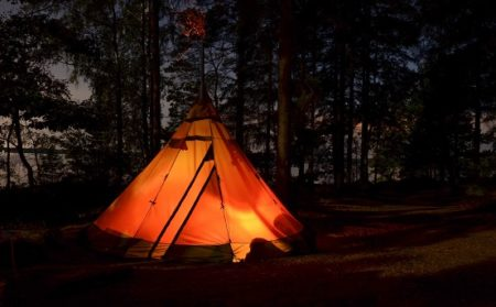 Top 10 Best Teepee Tents for Camping in 2021