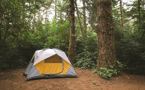 how much should you spend on a tent