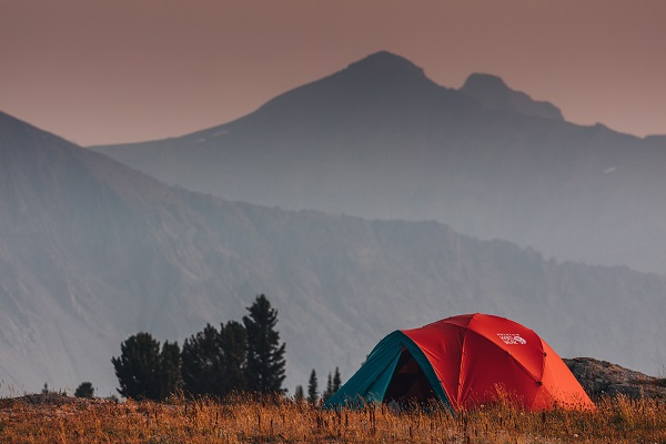 weight of tents