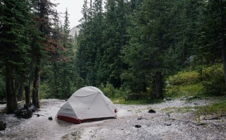 44 Tips for Camping in The Rain and Avoid Getting Soaked