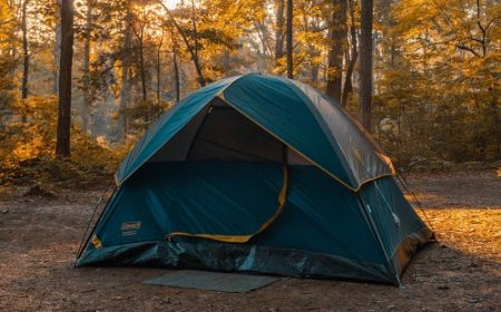 How to Clean a Tent that Smells?