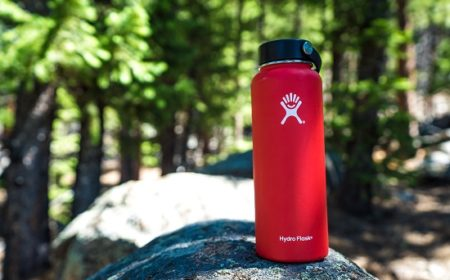 How to Keep Water from Freezing while Winter Camping & Hiking