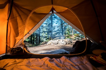 tent cleaning tips