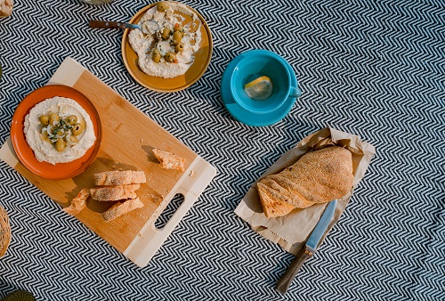 winter camping lunch ideas